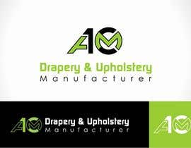 lanangali tarafından Design a Logo for a Custom Made Drapery and Upholstery Manufacturer için no 90