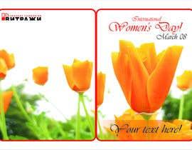 #23 para Create a winning design of greeting cards por TATHAE