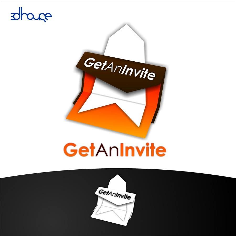 Konkurrenceindlæg #                                        135                                      for                                         Logo Design for GetAnInvite