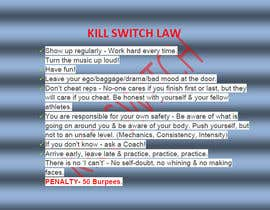 #4 for Kill Switch Rules by SilviyaDMusic