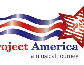 #12 para Design a Logo for Project America por eshad222