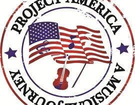 #9 para Design a Logo for Project America por wawerumukururo