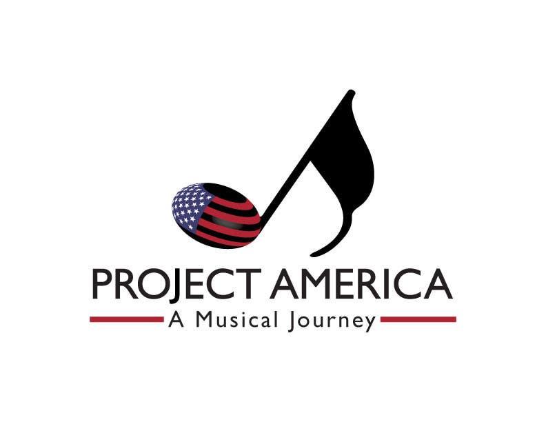 Bài tham dự cuộc thi #6 cho Design a Logo for Project America