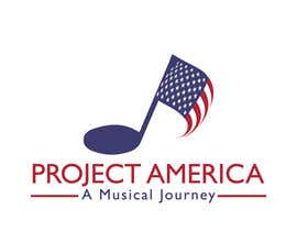 #8 para Design a Logo for Project America por laurentiufilon