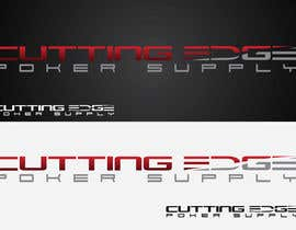 "nº 106 pour Design a Logo for ""Cutting Edge Poker Supply"" par jhonlenong"