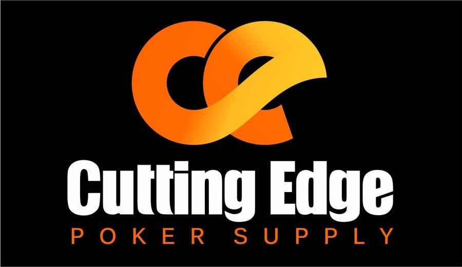 "Bài tham dự cuộc thi #                                        3                                      cho                                         Design a Logo for ""Cutting Edge Poker Supply"""