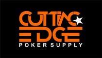 "Bài tham dự #73 về Graphic Design cho cuộc thi Design a Logo for ""Cutting Edge Poker Supply"""