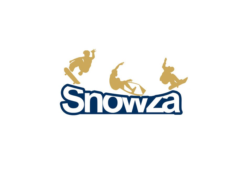 "#107 for Design a Logo for Online Business ""Snowza"" by benjuuur"