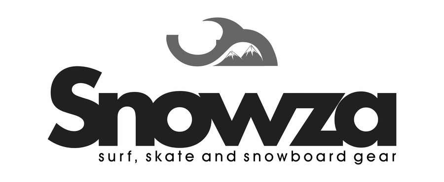 "#86 for Design a Logo for Online Business ""Snowza"" by Iddisurz"