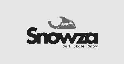 "Graphic Design Contest Entry #108 for Design a Logo for Online Business ""Snowza"""