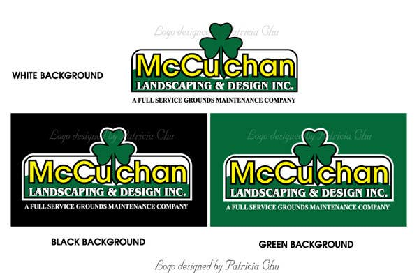 #40 for Design a Logo for Landscaping Business by patricia168
