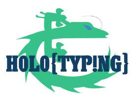 #29 for Design a Logo for our tutorials website HOLOTYPING by noratasha