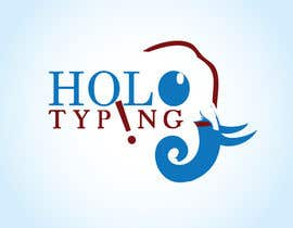 #10 for Design a Logo for our tutorials website HOLOTYPING af blaketamiko