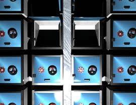 nabendumajumdar tarafından Design a mini locker için no 11