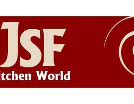 nº 10 pour Design a Logo for JSF Kitchen World par tinaszerencses