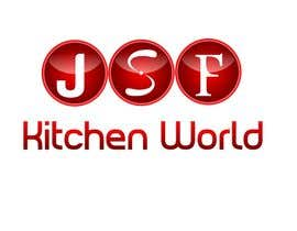 nº 14 pour Design a Logo for JSF Kitchen World par HAJI5