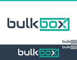 useffbdr tarafından I need a logo designed for an ecommerce site called bulkbox için no 64