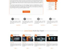 #21 cho Design a Website Mockup for Cloudberry mediabox bởi lauranl