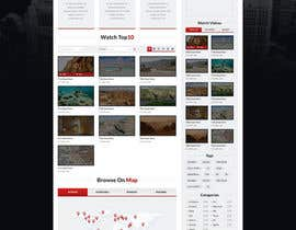 #18 para Design a Website Mockup for Cloudberry mediabox por dnyakana