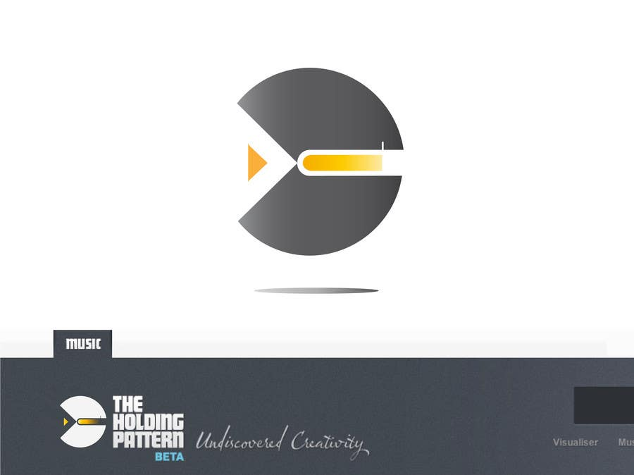 Proposition n°                                        535                                      du concours                                         Logo Design for The Holding Pattern