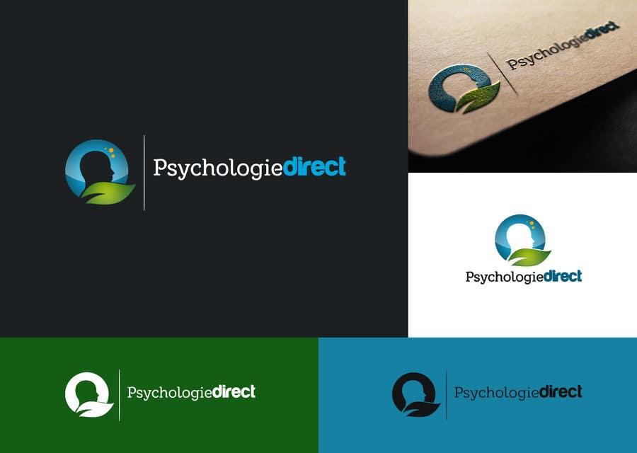 Kilpailutyö #235 kilpailussa Design a logo for psychologiedirect.nl