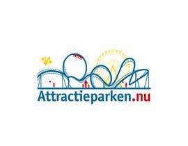 #78 for Create a logo containing a Rollercoaster for a Amusement Parc website by redlampdesign