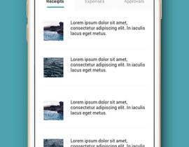 adarshdk tarafından Design an App Mockup için no 6