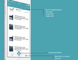 adarshdk tarafından Design an App Mockup için no 10