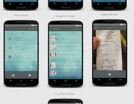 nihalnova tarafından Design an App Mockup için no 15