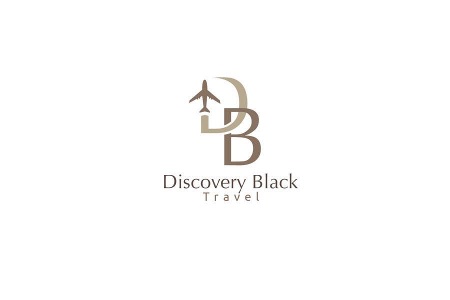 Конкурсная заявка №324 для Logo Design for Discovery Black Luxury Travel