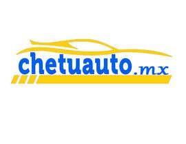 Nro 25 kilpailuun Diseñar un logotipo for chetuauto.mx käyttäjältä chakibarhalai