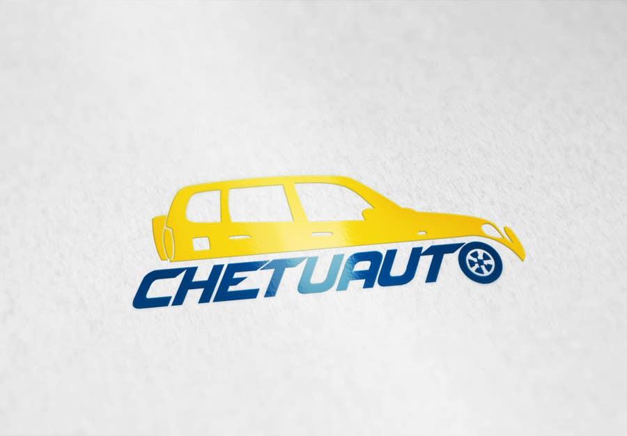 Contest Entry #31 for Diseñar un logotipo for chetuauto.mx