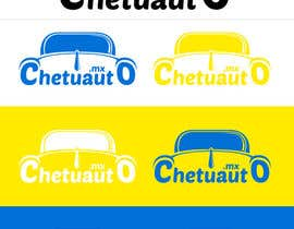 #35 for Diseñar un logotipo for chetuauto.mx af gambalegustavo