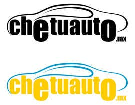 #29 for Diseñar un logotipo for chetuauto.mx af redlampdesign