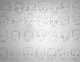 #43 para Illustrate Something for Kids Character with facial Expressions por cLinwood