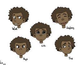 #37 para Illustrate Something for Kids Character with facial Expressions por fcontreras86