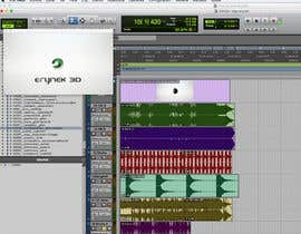 soundelicious tarafından Create & adapt music/ sound effects for logo animation için no 10