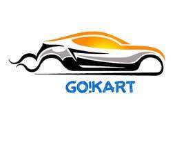 Nro 4 kilpailuun Go Kart / Racing LOGO käyttäjältä maniroy123