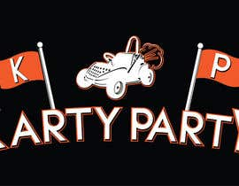Nro 110 kilpailuun Go Kart / Racing LOGO käyttäjältä blgraphics71