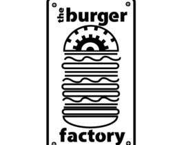 nº 94 pour Logo Design for Burger Factory par Designsthatshine