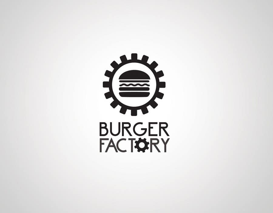 #65 for Logo Design for Burger Factory by Qudoz