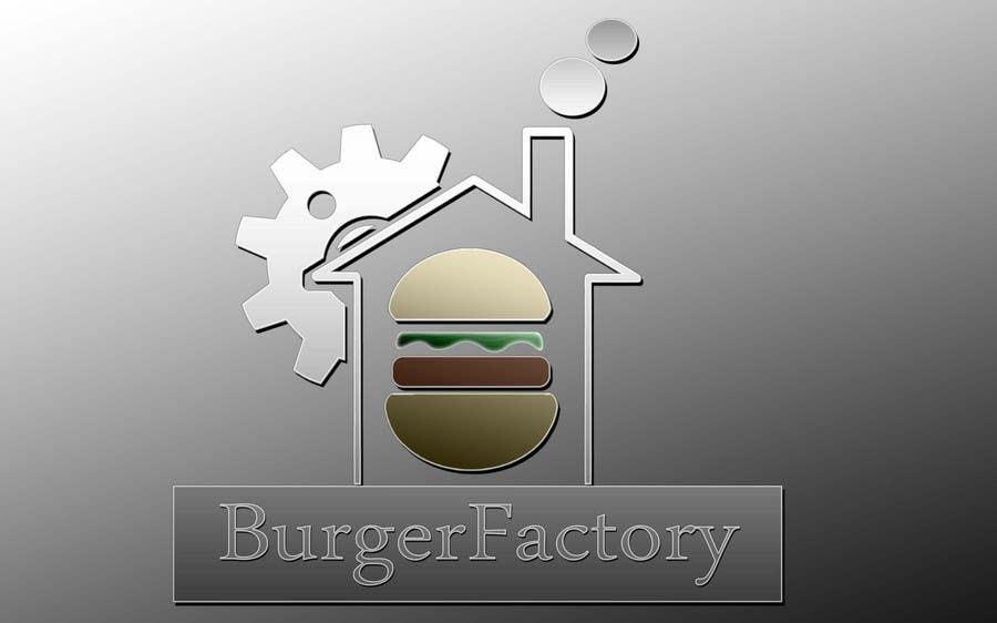 Конкурсная заявка №312 для Logo Design for Burger Factory