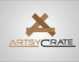 #62 for Design a Logo for ArtsyCrate af shemulehsan