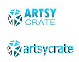 #16 para Design a Logo for ArtsyCrate por lapogajar