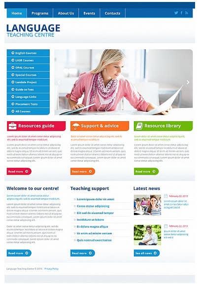 #27 for 10 Page Wordpress Website for an English Teacher Training Company by HiyaroySeo
