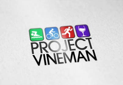 #90 for Design a Logo for Project Vineman by JAKUM