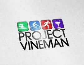 nº 90 pour Design a Logo for Project Vineman par JAKUM