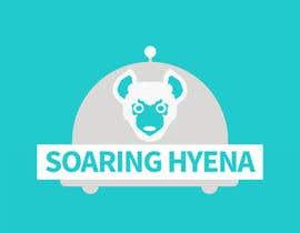 Nro 11 kilpailuun Soaring Hyena Logo käyttäjältä Sletheren