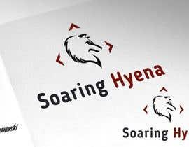 Nro 3 kilpailuun Soaring Hyena Logo käyttäjältä Naumovski