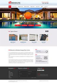 #5 for *****Design variation of existing website by shreejiweb2010
